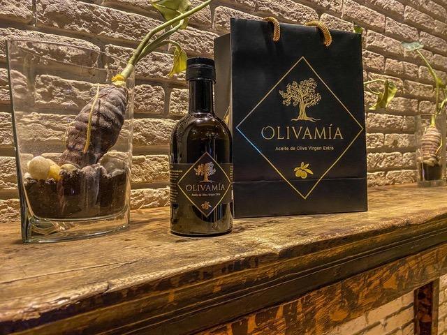 Coupage Olivamia